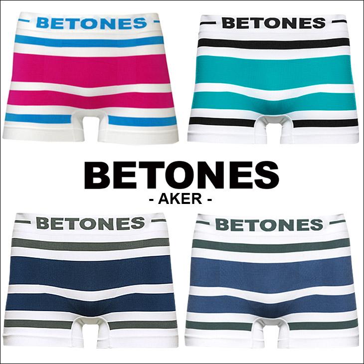 BETONES ビトーンズ AKER メンズ ボクサーパンツ メイン画像
