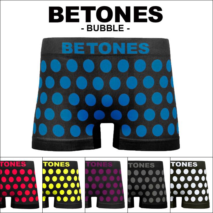 BETONES ビトーンズ BUBBLE メンズ ボクサーパンツ メイン画像