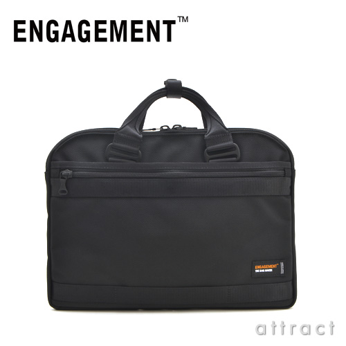 ENGAGEMENT エンゲージメント エンゲージド・ナイロン クラッチ ブリーフケース キャリーセットアップ対応(EGBF-007)