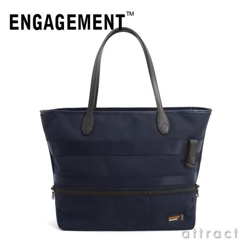 ENGAGEMENT エンゲージメント エンゲージド・ナイロン トートバッグ ノートPC対応(EGTT-002)