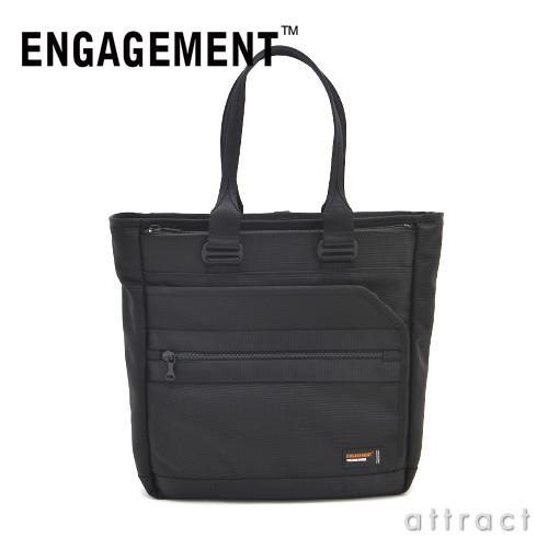 ENGAGEMENT エンゲージメント エンゲージド・ナイロン バックパック トートバッグ(EGTT-005)
