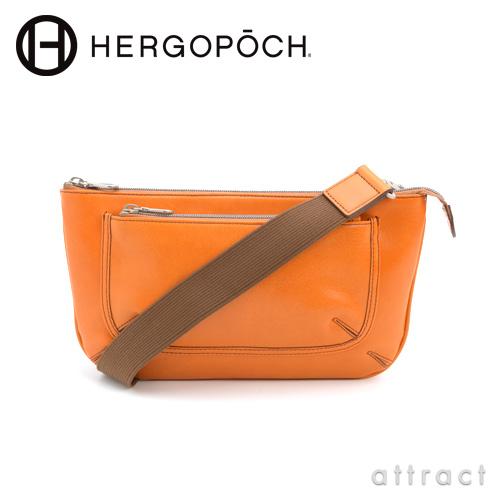 HERGOPOCH エルゴポック Glaze Series クラッチショルダーバッグ(GL-CS)