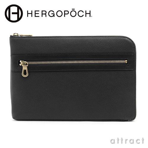 HERGOPOCH エルゴポック Kingly Series ドキュメントクラッチバッグ iPad対応サイズ(KG-CLL)