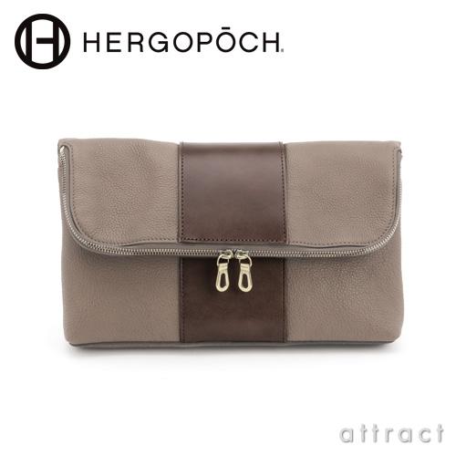 HERGOPOCH エルゴポック Kingly Series クラッチ ショルダーバッグ iPad mini対応(KG-CLS)
