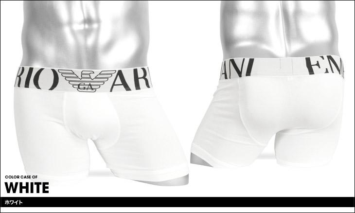 EMPORIO ARMANI エンポリオアルマーニ STRETCH COTTON BOXER メンズ ボクサーパンツ カラー画像