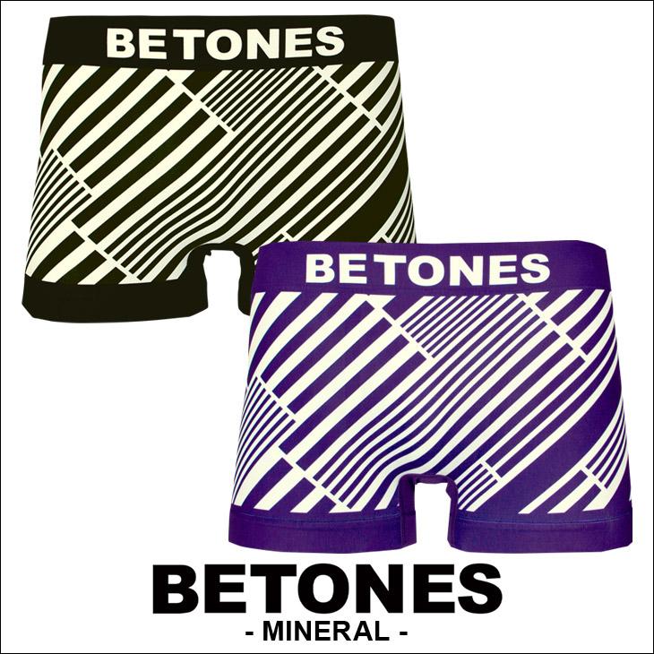 BETONES ビトーンズ MINERAL メンズ ボクサーパンツ メイン画像