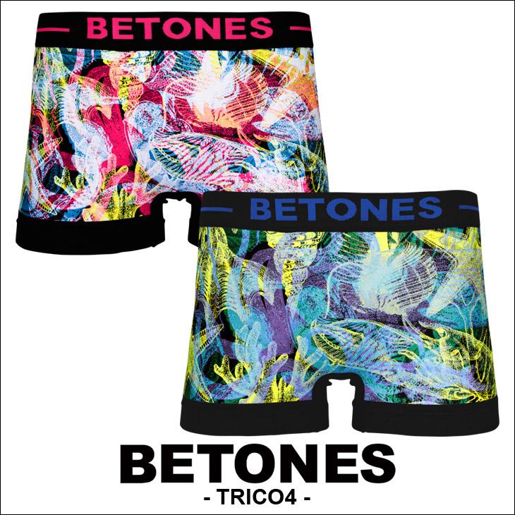 BETONES ビトーンズ TRICO4 メンズ ボクサーパンツ メイン画像