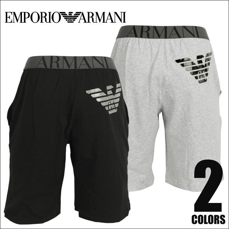 EMPORIO ARMANI エンポリオアルマーニ Sorte Shorts メンズ ハーフパンツ メイン画像