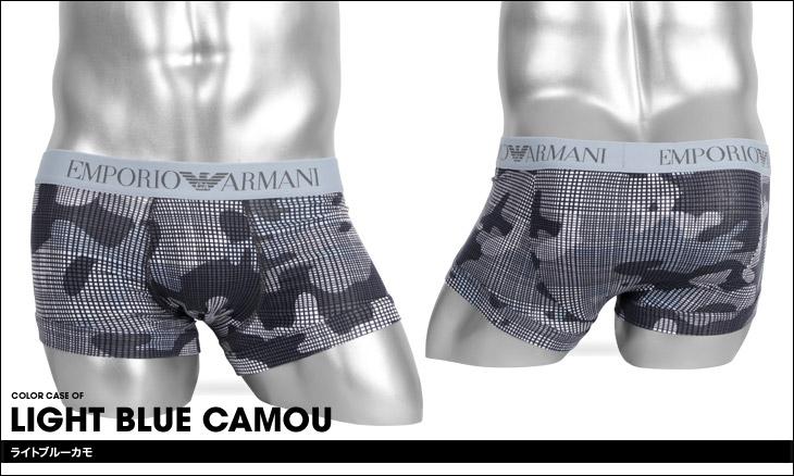 EMPORIO ARMANI エンポリオアルマーニ FASHION メンズ ローライズボクサーパンツ カラー画像