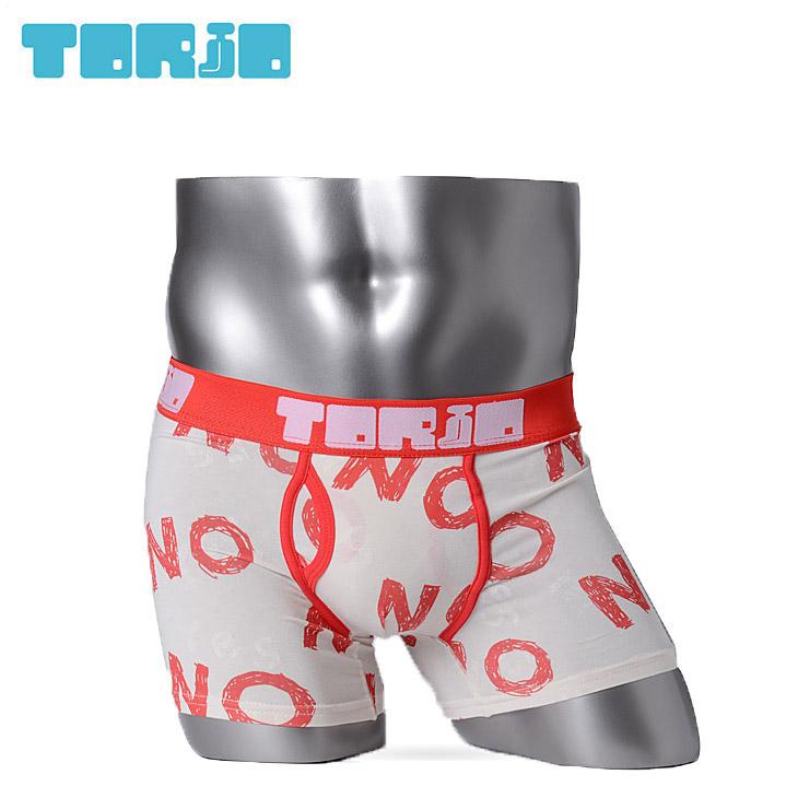 TORIO トリオ YES/NO ボクサーパンツ メイン画像